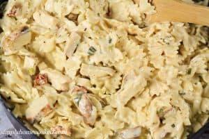 Blackened chicken pasta edited-17