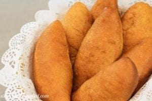 Fried Piroshki (Пирожки)
