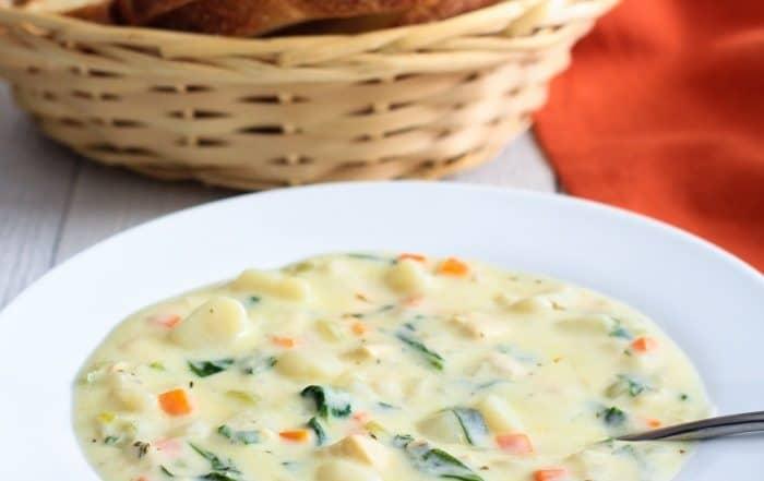 Chicken Gnocchi Soup-2