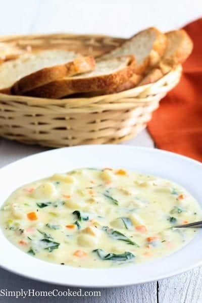 Chicken Gnocchi Soup-3