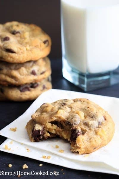Chocolate chip cookies-3