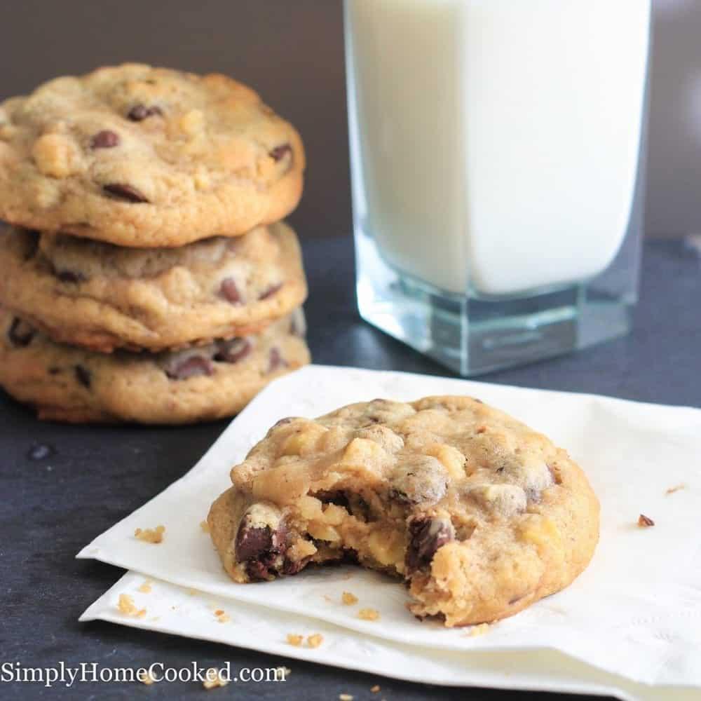 Jumbo Soft Chocolate Chip Cookies