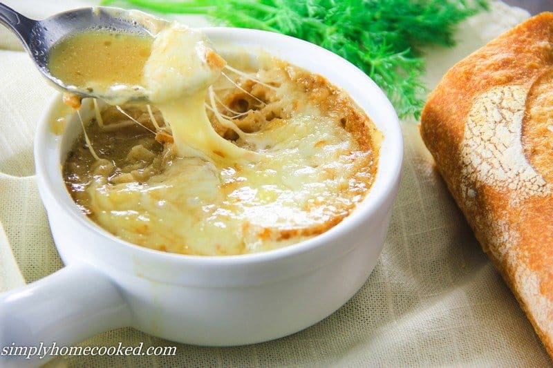French onion soup blog