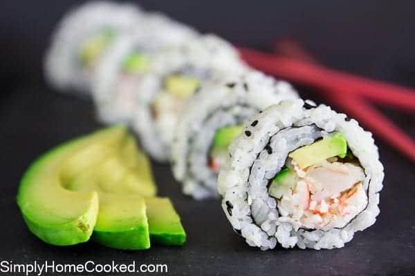 Shrimp tempura roll-7