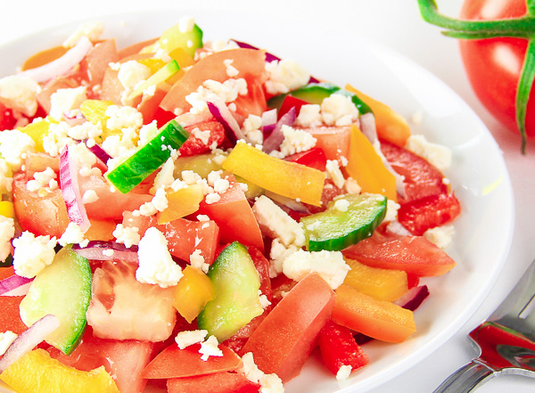 Tomato Feta Salad-2