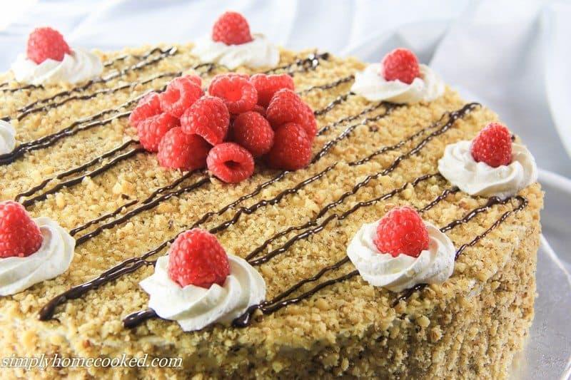 layered raspberry cake edited-29