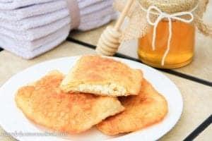 Cheese Chebureki (Turnovers)