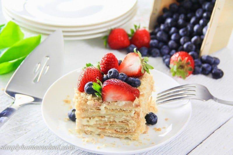 Napaleon Cake edited-26