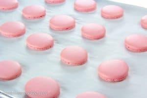 white choc rasp macarons edited-36