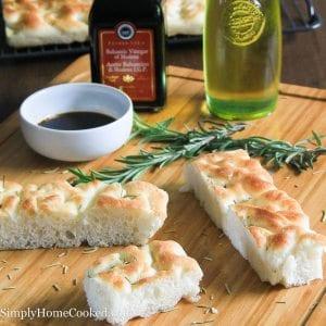 Focaccia Bread-3