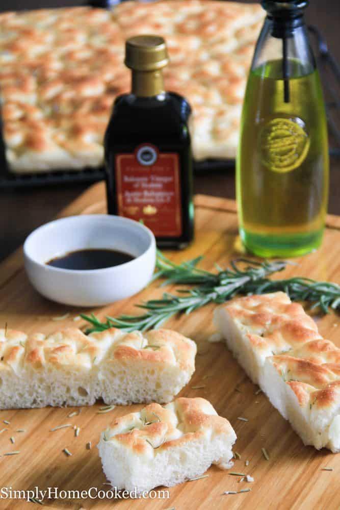 Focaccia Bread-4