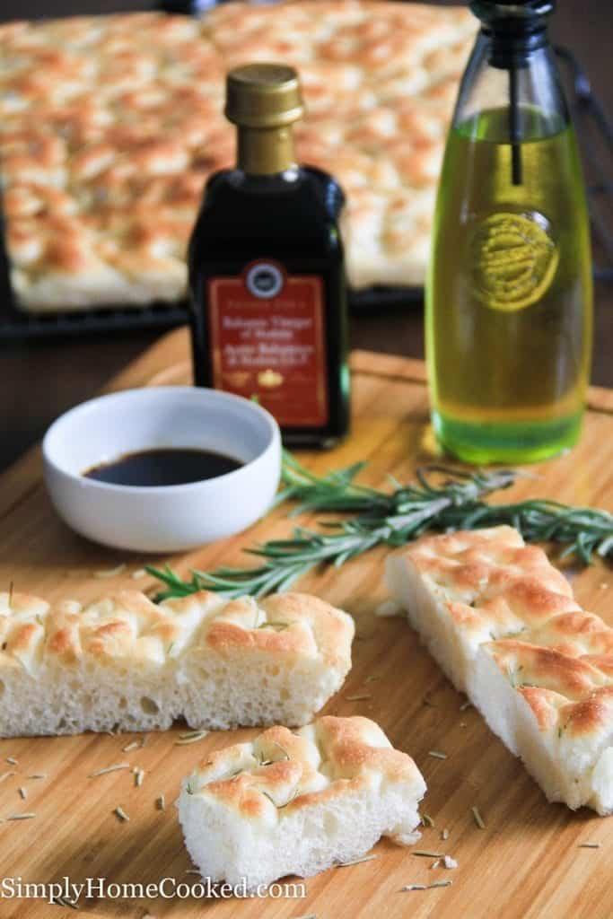 Focaccia Bread-8