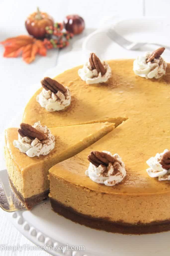 Pumpkin Cheese Cake-21