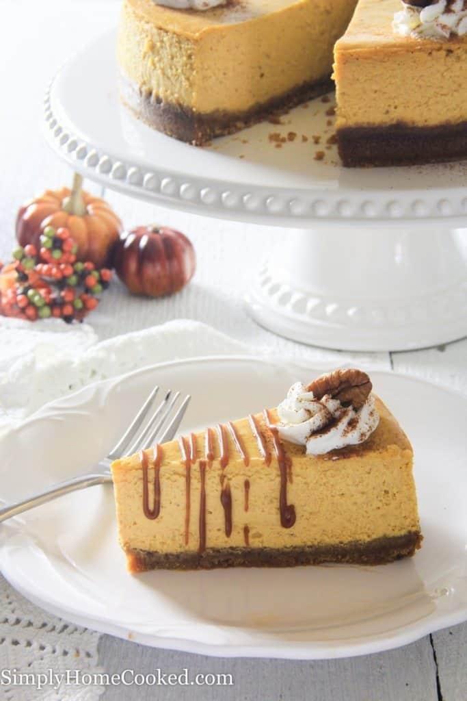 Pumpkin Cheese Cake-28