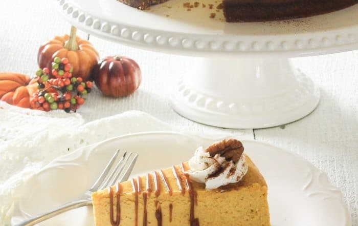 Pumpkin Cheese Cake-29