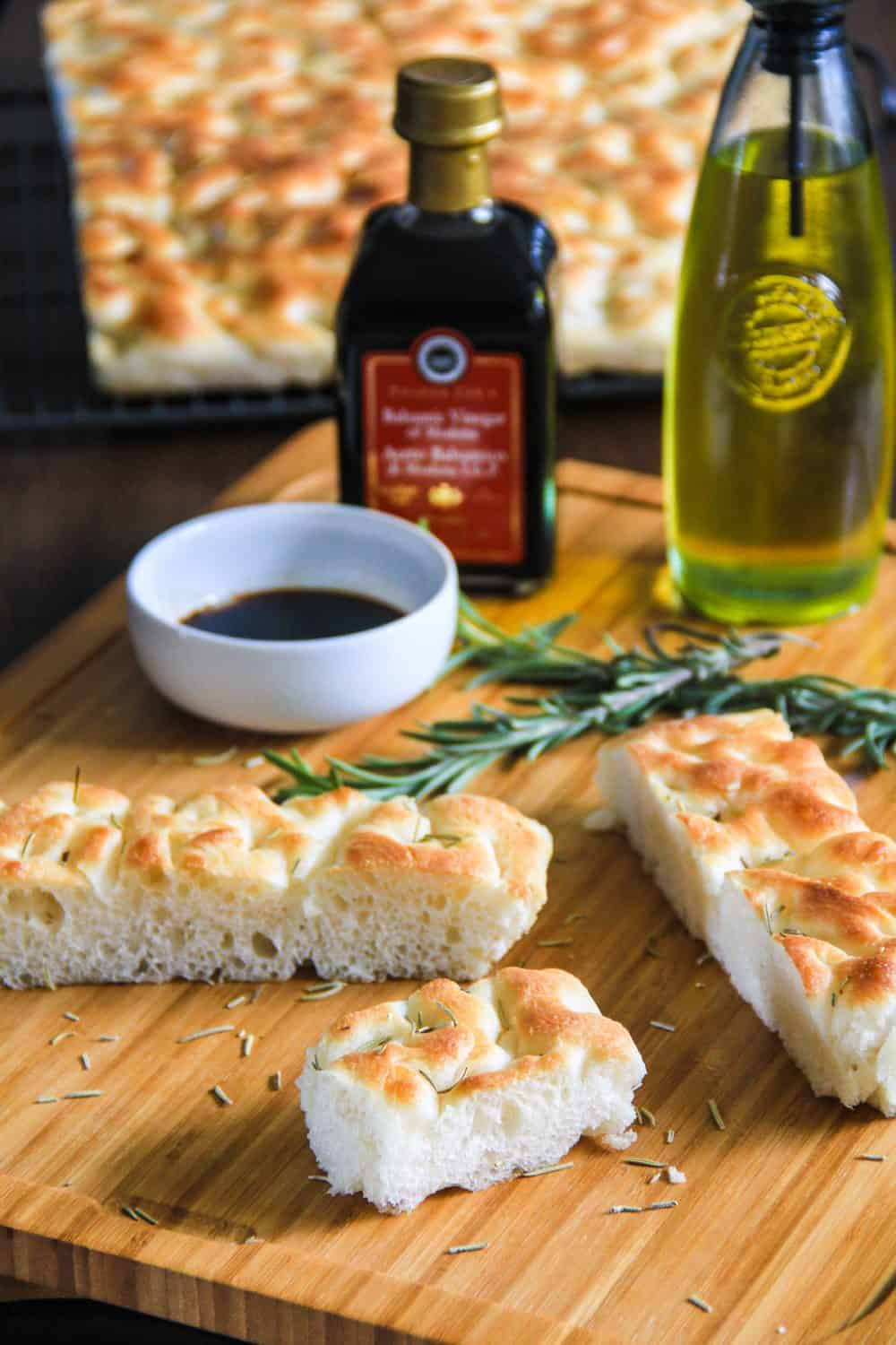 Focaccia Bread Recipe Simply Home Cooked