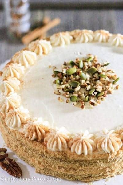 pumpkin cake-29