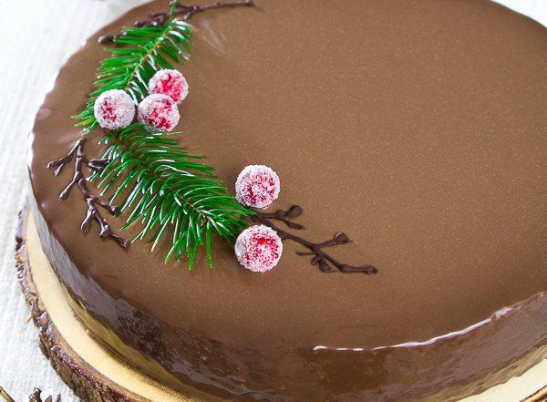 Drunken cherry cake 2-2