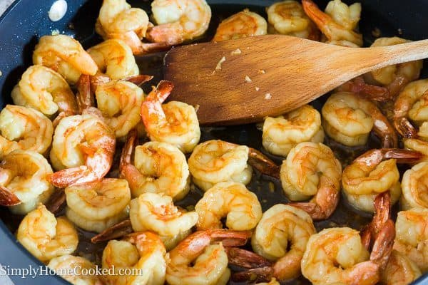 Garlic Ginger Shrimp-8