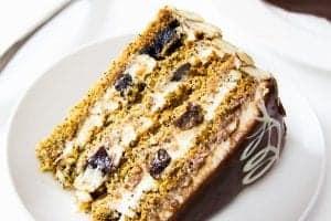 Royal Honey Cake