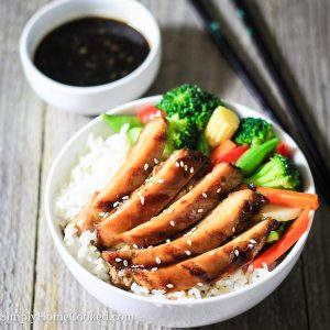 Teriyaki Chicken-2