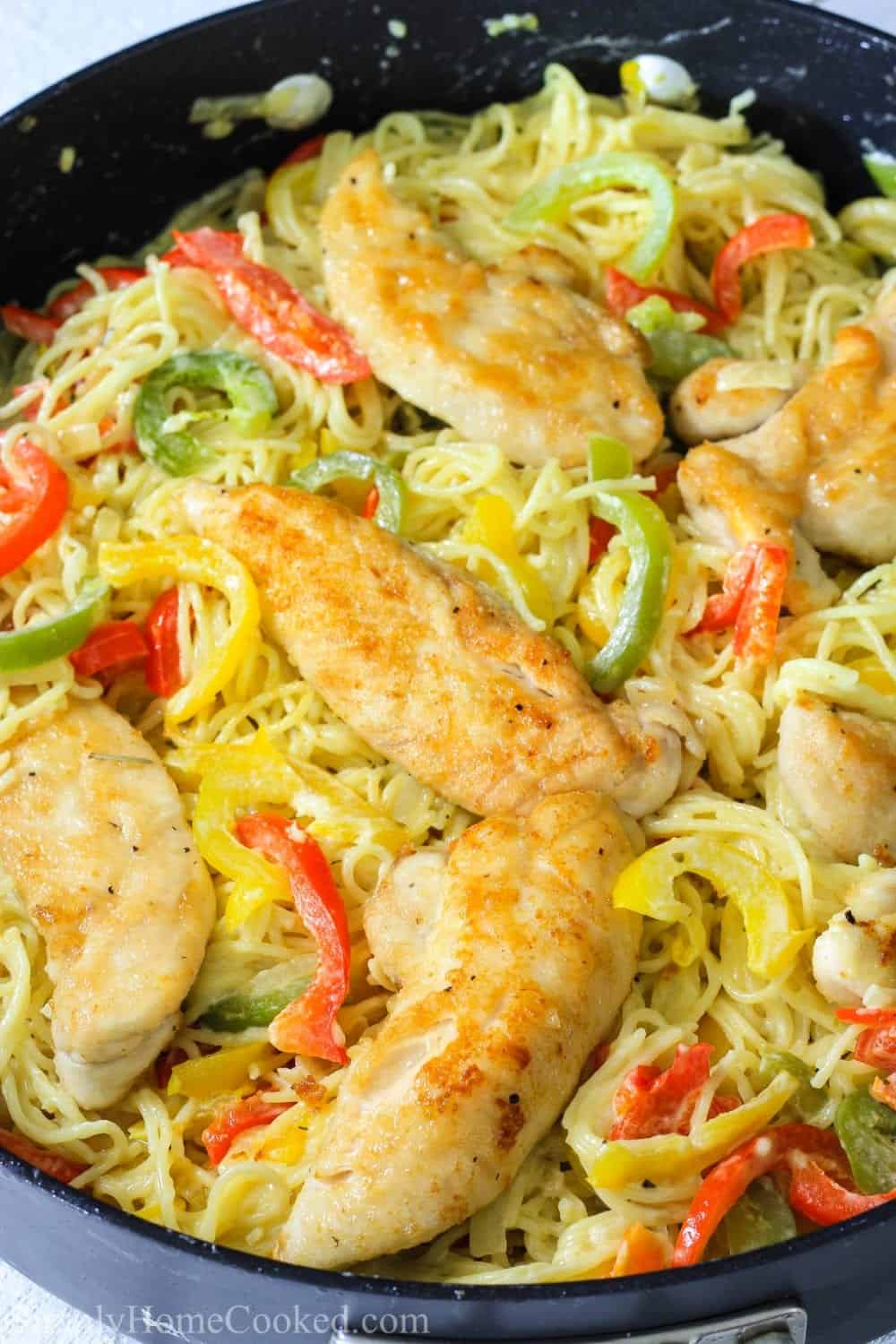 Chicken Scampi Recipe Simply Home Cooked