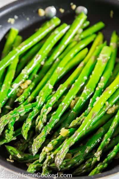Garlic asparagus-18