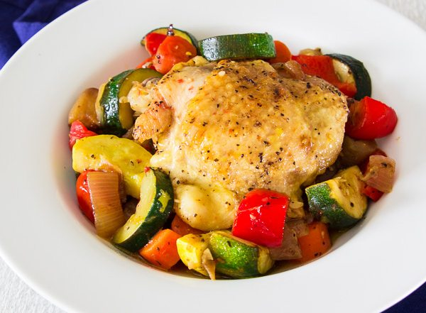 Paleo Chicken and Vegetable Casserole_-16