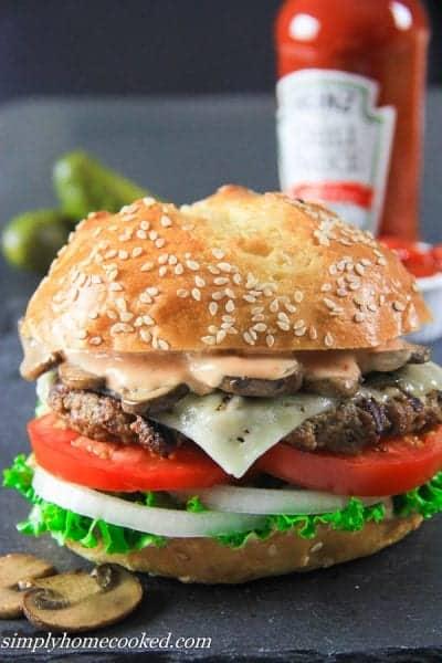 Beef Burger_-9