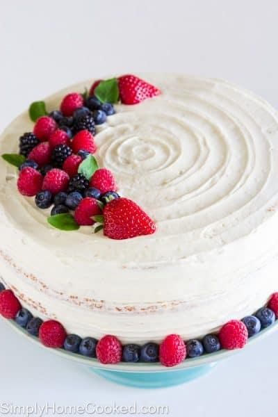 Berry Cake-33