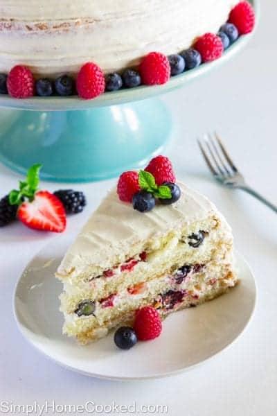 Berry Cake-38