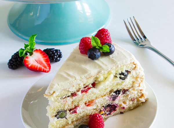 Berry Cake-39