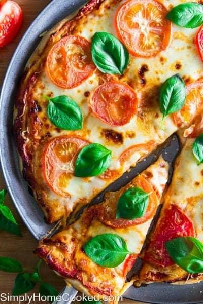 Margherita pizza-15