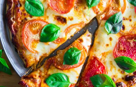 Margherita pizza-16