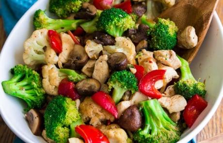 broccoli cauliflower salad-15