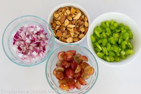 Almond Chicken Lettuce Wrap-5