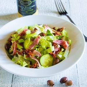 Italian Chopped Antipasto Salad