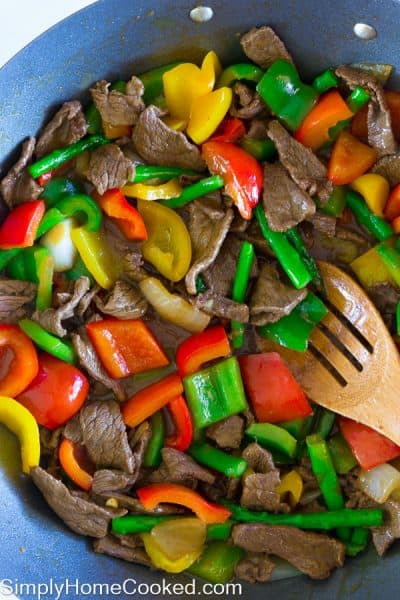 Pepper steak-16