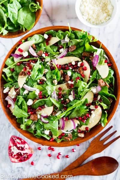 spinach-and-pomagratate-salad-2