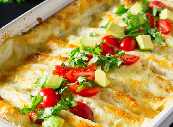 White sauce enchiladas-24