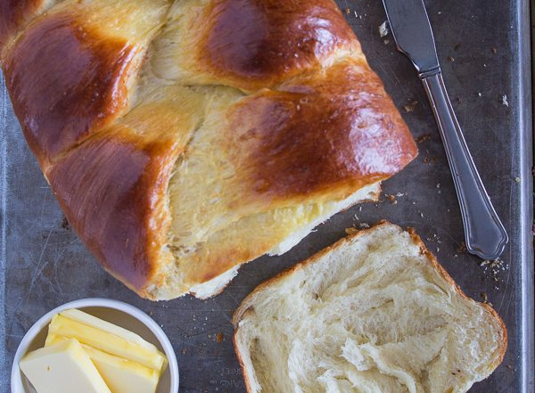 Brioche bread-26
