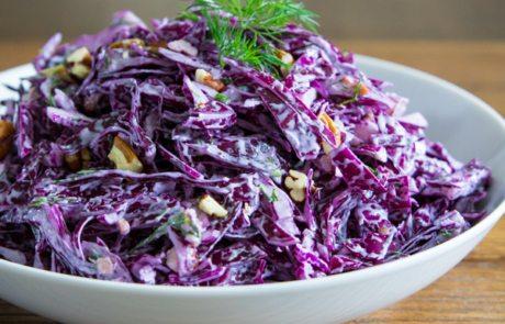 Purple cabbage salad edited-11