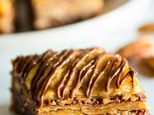 Baklava Recipe With Nutella Simply Home Cooked