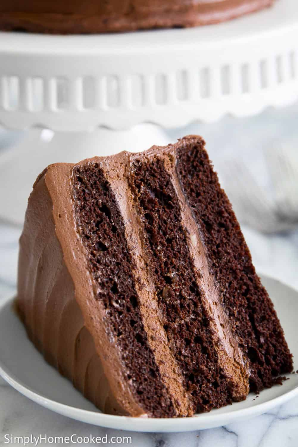 Nutella Cake Recipe Simply Home Cooked