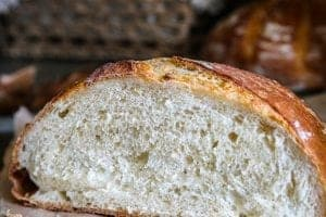 Rustic Bread (overnight)
