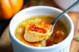 Pumpkin Creme Brulee Recipe