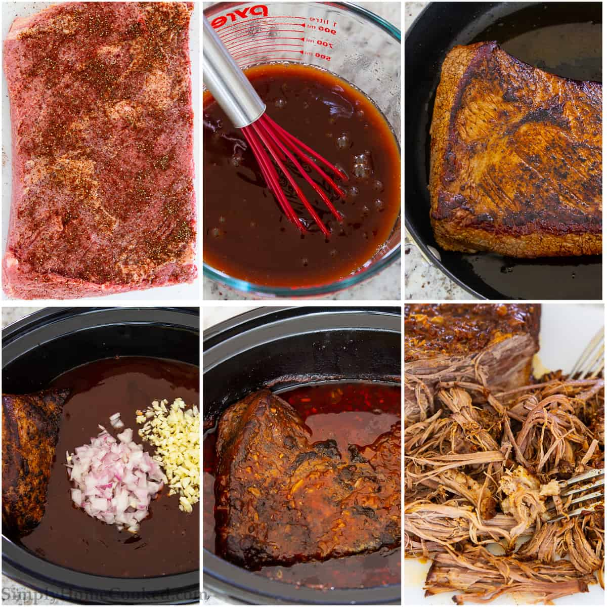 A dry rub is the base of any delicious beef brisket sandwich, and this step by step guide gives you just the right process to seal in flavors.
